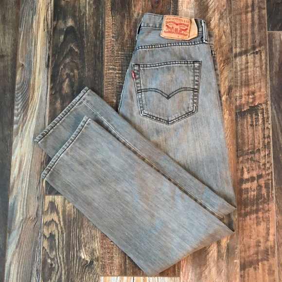 Levi's Denim - Levi's 501 Black Size 31-30